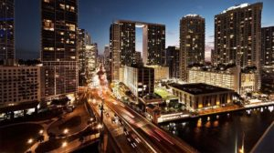 Brickell Nightlife Scene